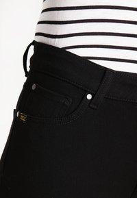 Tiger of Sweden Jeans - SLIGHT     - Jeans Skinny Fit - black - 4