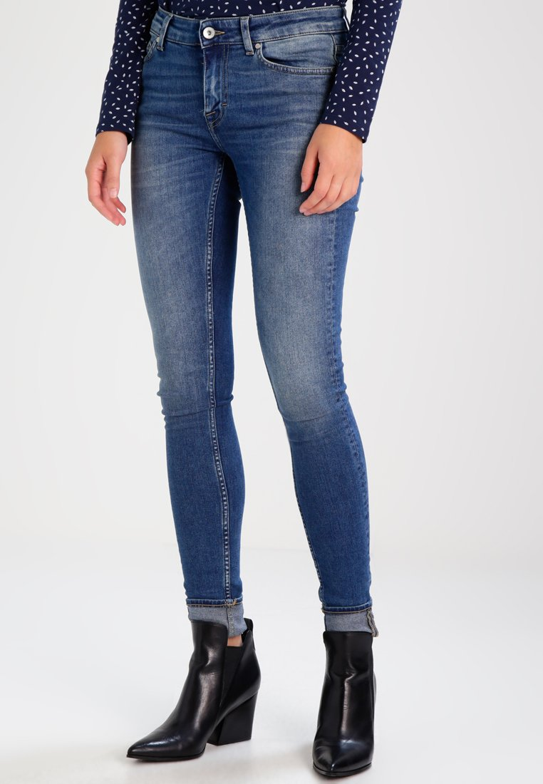 Tiger of Sweden Jeans - SLIGHT     - Jeans Skinny Fit - medium blue