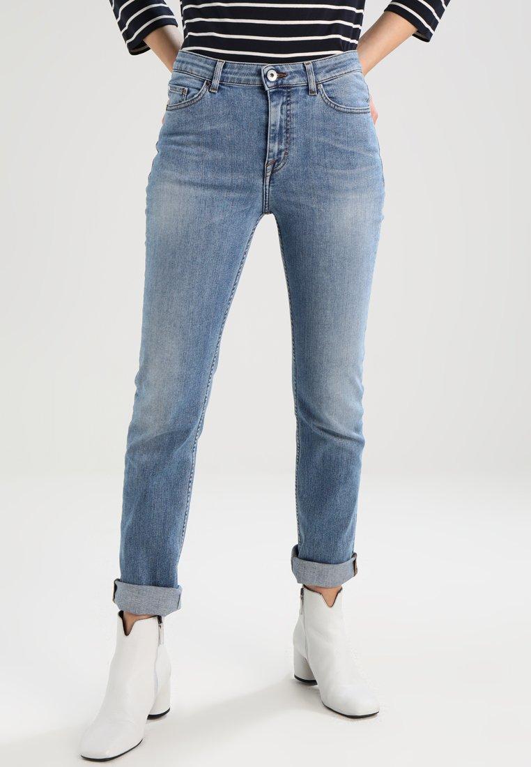 Tiger of Sweden Jeans - AMY - Jeans Straight Leg - light blue