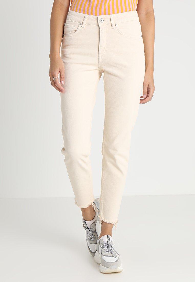 Tiger of Sweden Jeans - LEA - Jeans Relaxed Fit - ecru denim