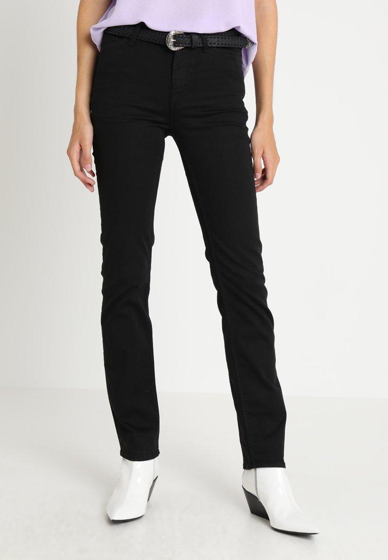 Tiger of Sweden Jeans - AMY - Jeans Straight Leg - black