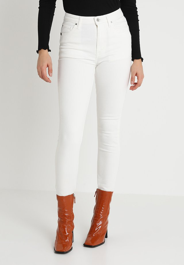 SHELLY - Jeans Skinny Fit - wash sheet