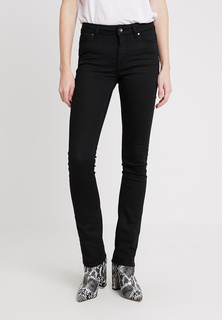 Tiger of Sweden Jeans - LORA - Bootcut jeans - black denim