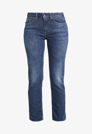 MEG - Jeansy Straight Leg - dust blue