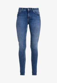 Tiger of Sweden Jeans - SLIGHT - Jeans Skinny Fit - medium blue - 4