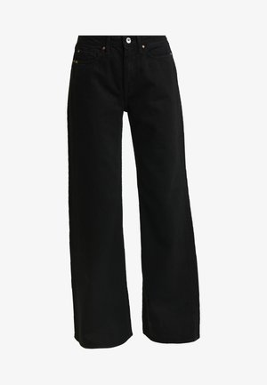 AYA - Jeans straight leg - black