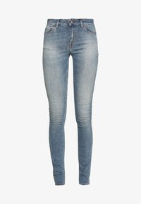 Tiger of Sweden Jeans - SLIGHT - Jeans Skinny Fit - light blue - 3
