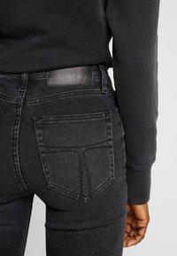 Tiger of Sweden Jeans - SHELLY - Jeans Skinny Fit - black - 5