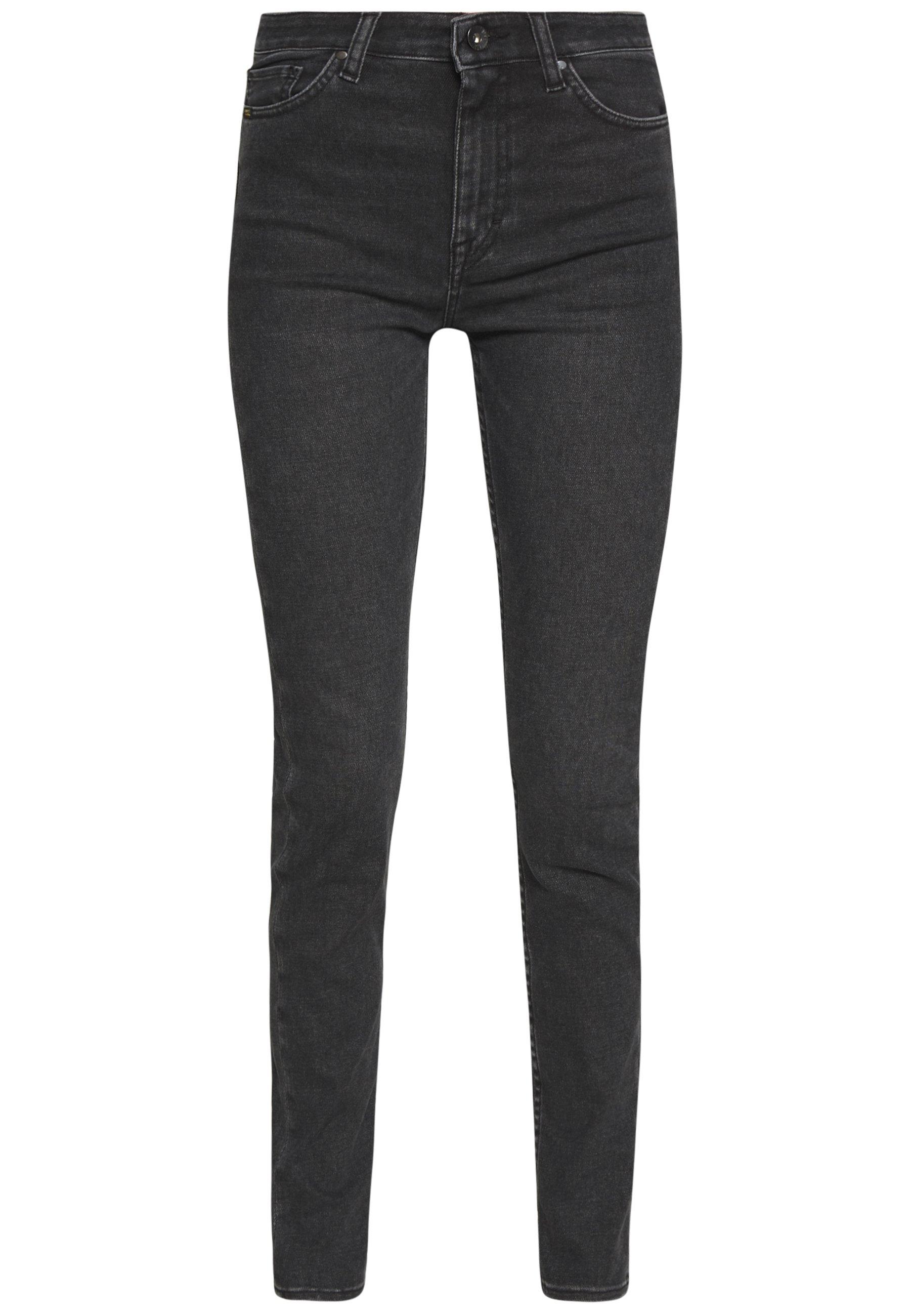 Tiger Of Sweden Jeans Shelly - Skinny Fit Black UK