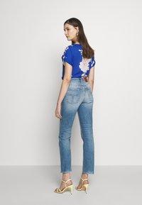 Tiger of Sweden Jeans - MEG - Džíny Straight Fit - light blue - 2