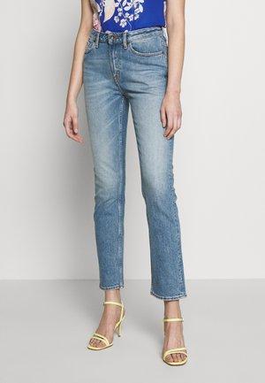 MEG - Straight leg jeans - light blue