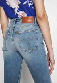 Tiger of Sweden Jeans - MEG - Straight leg jeans - light blue - 5