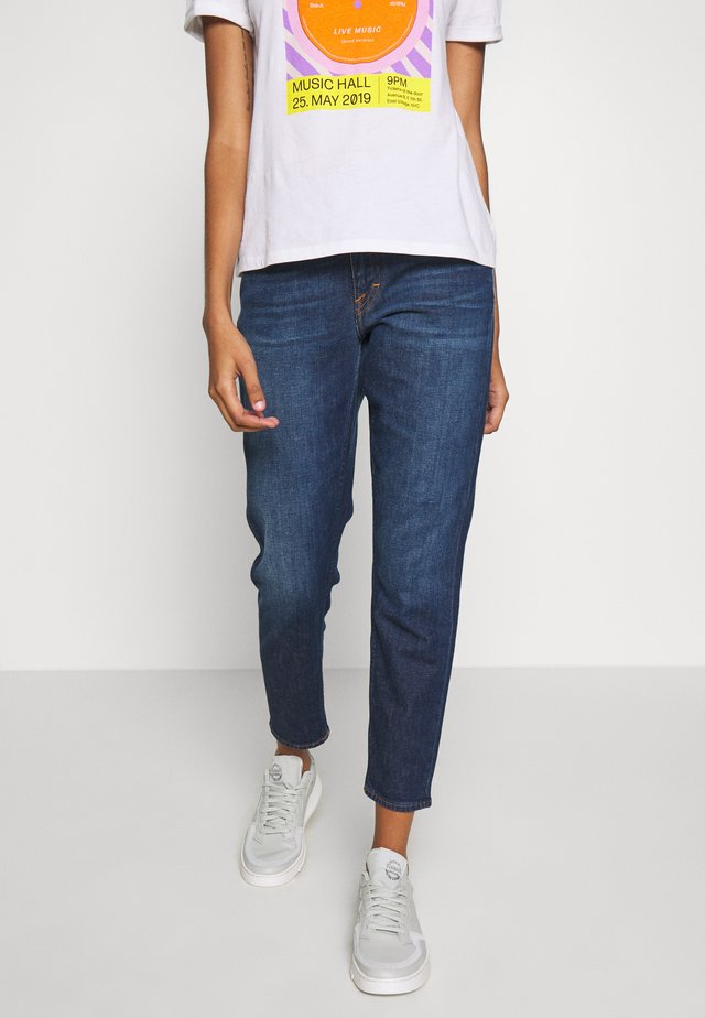 LEA - Jeansy Relaxed Fit - royal blue
