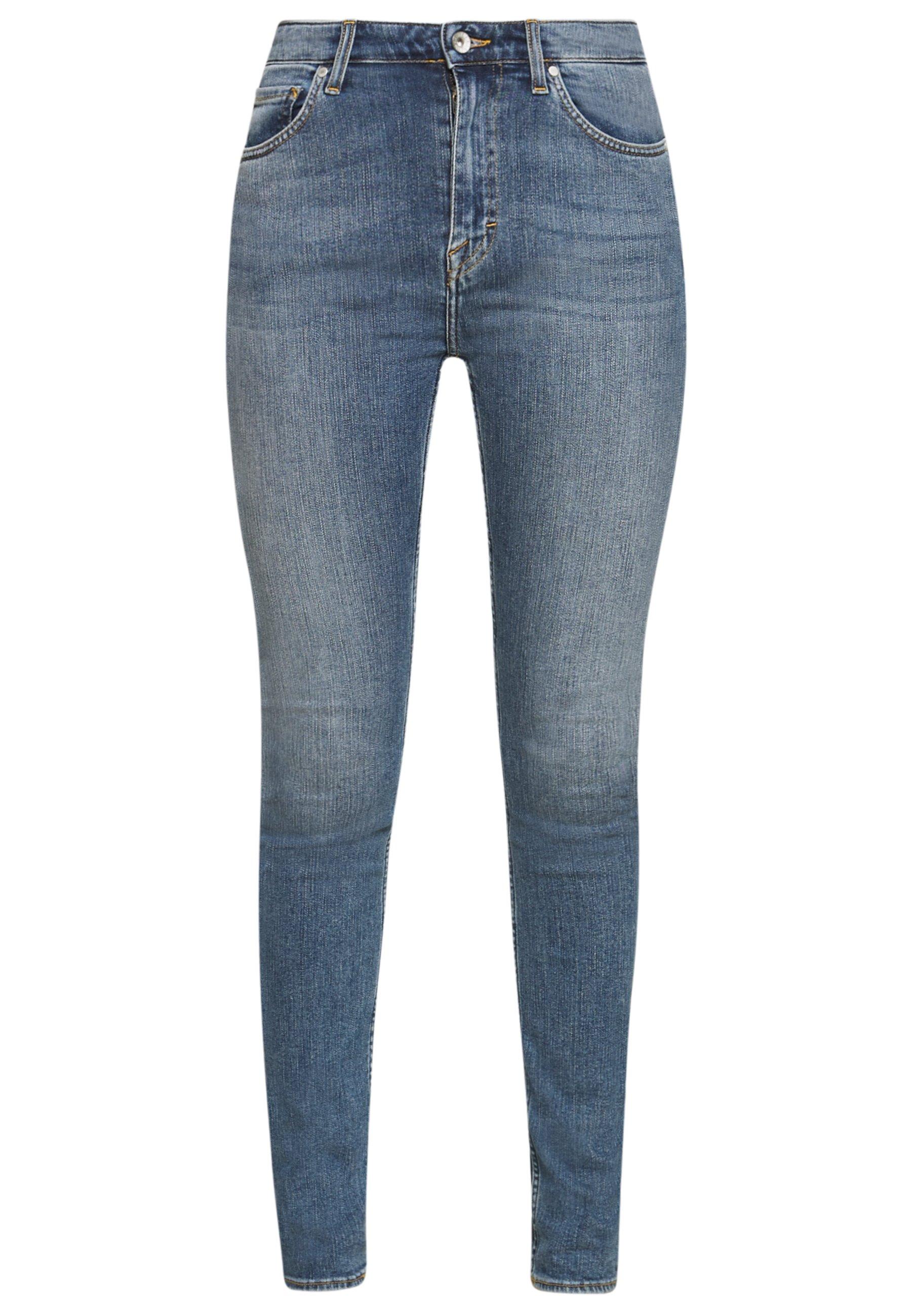 Tiger Of Sweden Jeans Shelly - Skinny-farkut Medium Blue