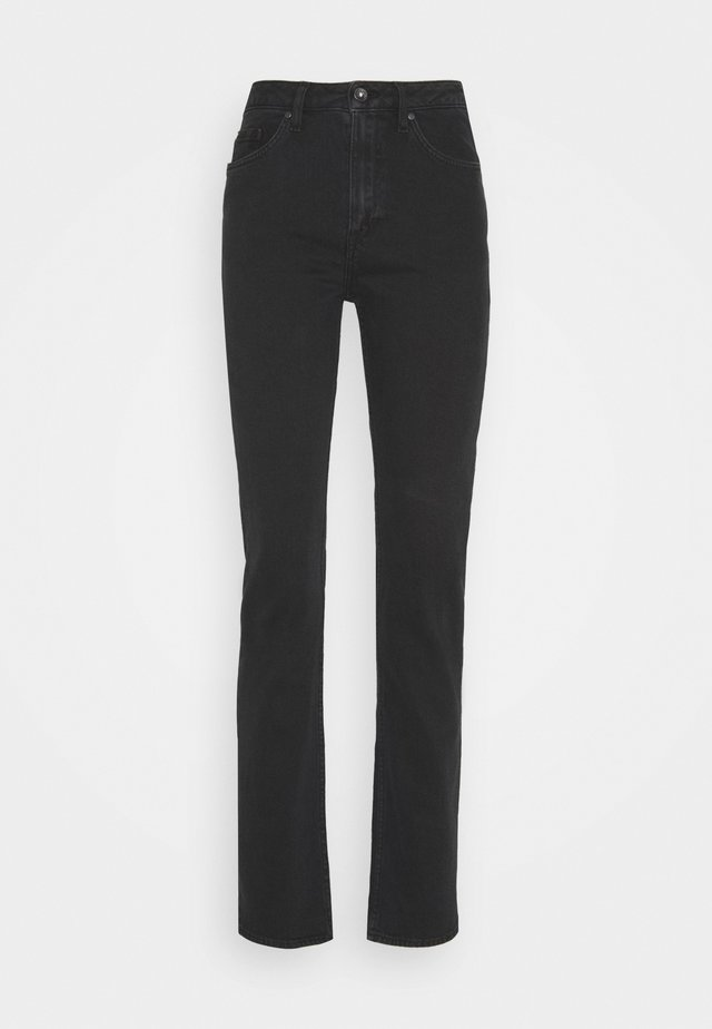 MEG - Jeans relaxed fit - black