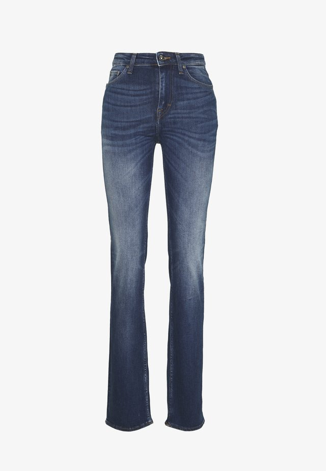 AMY - Jeans straight leg - medium blue