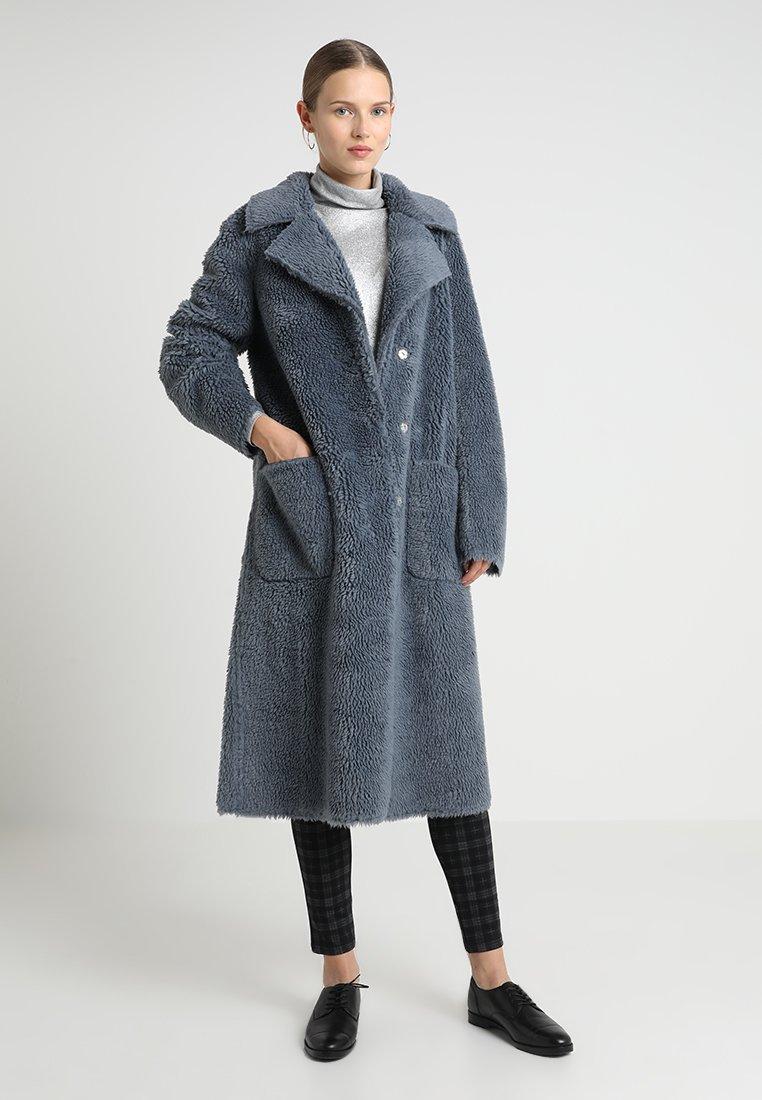 Tiger of Sweden Jeans - ZINNIA - Wollmantel/klassischer Mantel - blue