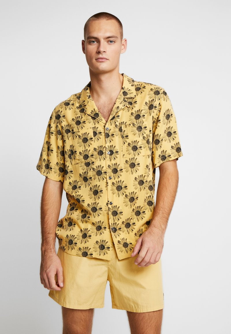 Tiger of Sweden Jeans - CALUMN  - Shirt - yellow