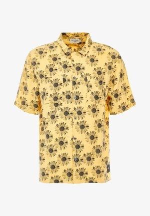 CALUMN  - Koszula - yellow