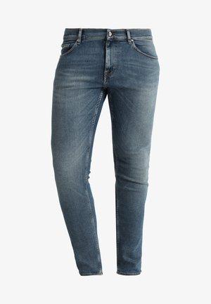 EVOLVE - Slim fit jeans - blue denim
