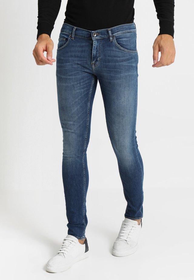 SLIM - Jeans slim fit - hint