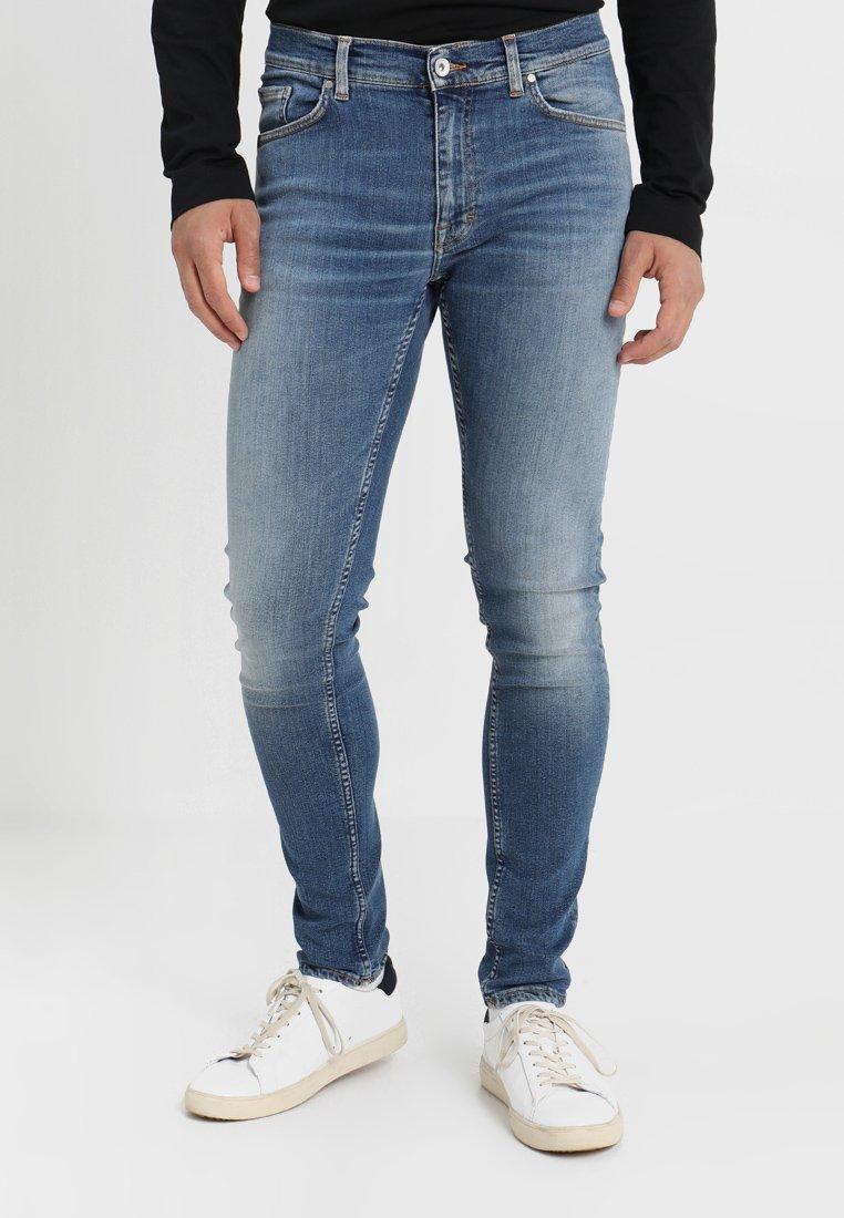 Tiger of Sweden Jeans - EVOLVE - Slim fit jeans - medium blue