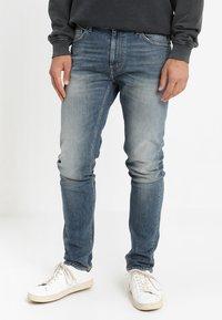 Tiger of Sweden Jeans - PISTOLERO - Straight leg jeans - dust blue - 0