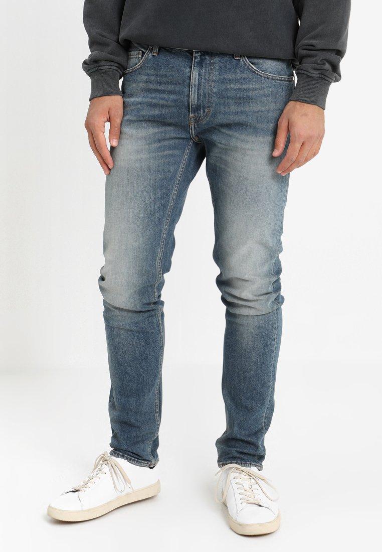 Tiger of Sweden Jeans - PISTOLERO - Straight leg jeans - dust blue