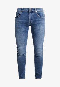 Tiger of Sweden Jeans - SLIM - Jeans Skinny Fit - blue denim - 3