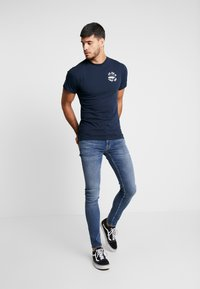 Tiger of Sweden Jeans - SLIM - Jeans Skinny Fit - blue denim - 1