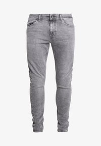 Tiger of Sweden Jeans - EVOLVE - Skinny džíny - grey denim - 4