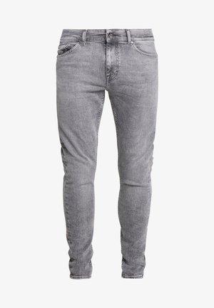 EVOLVE - Skinny džíny - grey denim