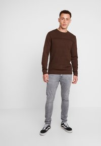 Tiger of Sweden Jeans - EVOLVE - Skinny džíny - grey denim - 1