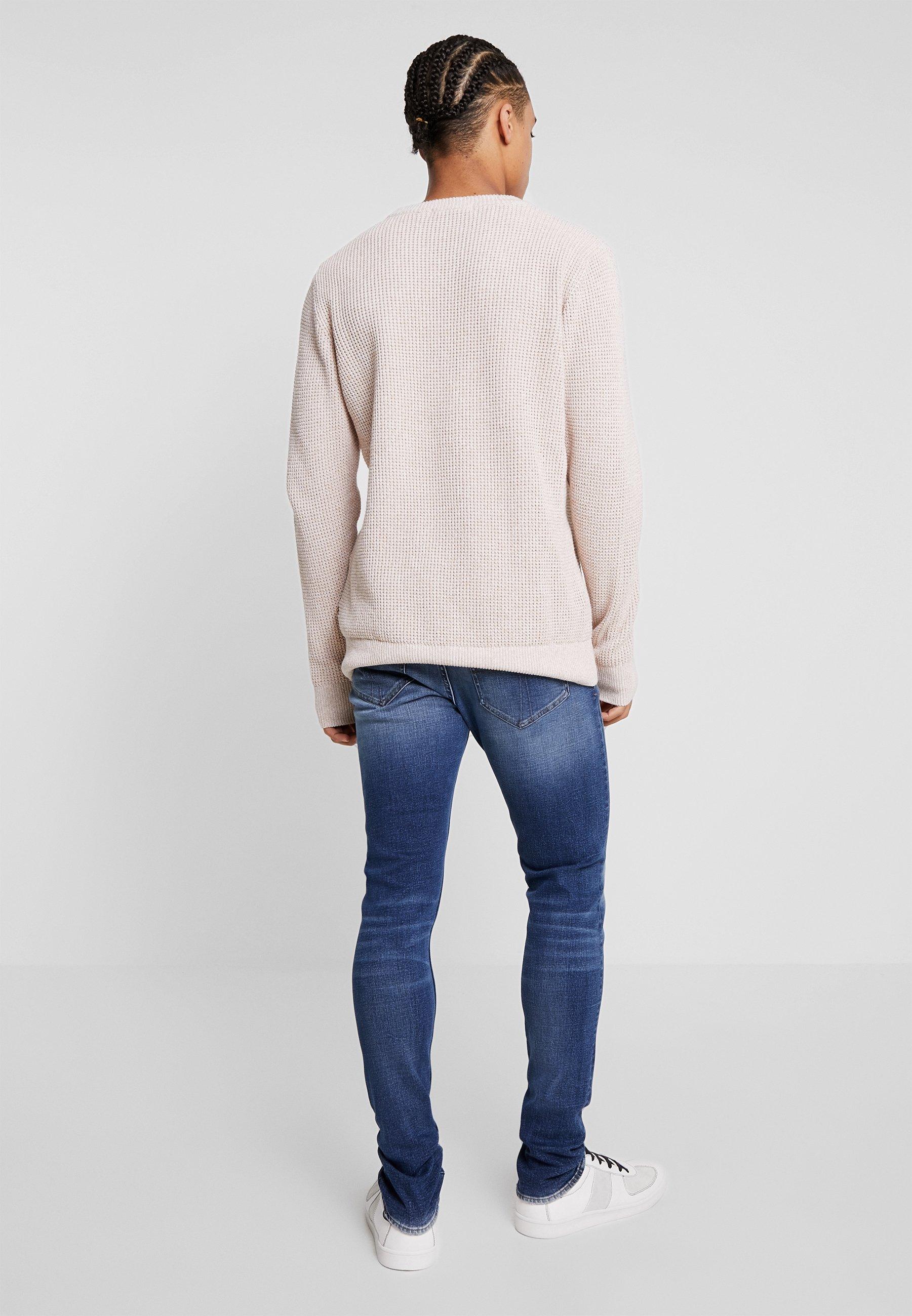EvolveJean Blue Jeans Slim Of Sweden Tiger Denim 1JTlcK3F