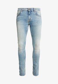 Tiger of Sweden Jeans - SLIM - Jeans slim fit - dust blue - 4