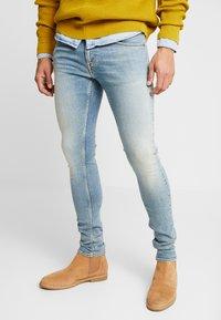 Tiger of Sweden Jeans - SLIM - Jeans slim fit - dust blue - 0