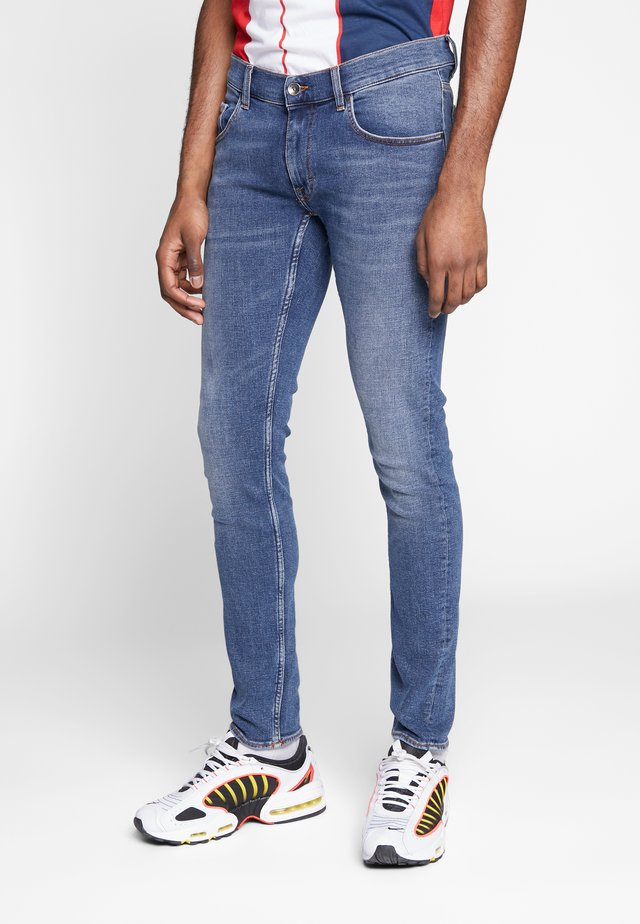 Slim fit jeans - dust blue