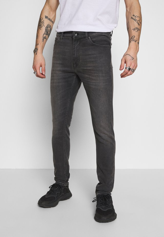 EVOLVE - Jean slim - black