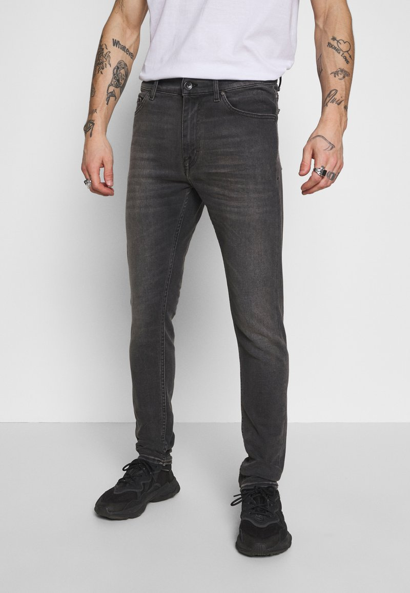 Tiger of Sweden Jeans - EVOLVE - Jeans slim fit - black