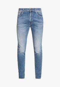 Tiger of Sweden Jeans - EVOLVE - Jeans slim fit - medium blue - 4