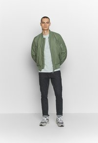 Tiger of Sweden Jeans - PISTOLERO - Slim fit -farkut - black - 1