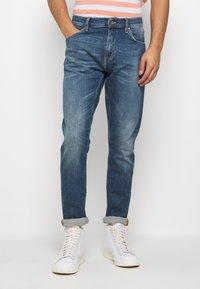 Tiger of Sweden Jeans - PISTOLERO - Slim fit jeans - royal blue - 0