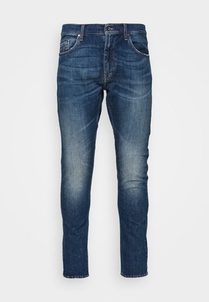 PISTOLERO - Slim fit -farkut - royal blue