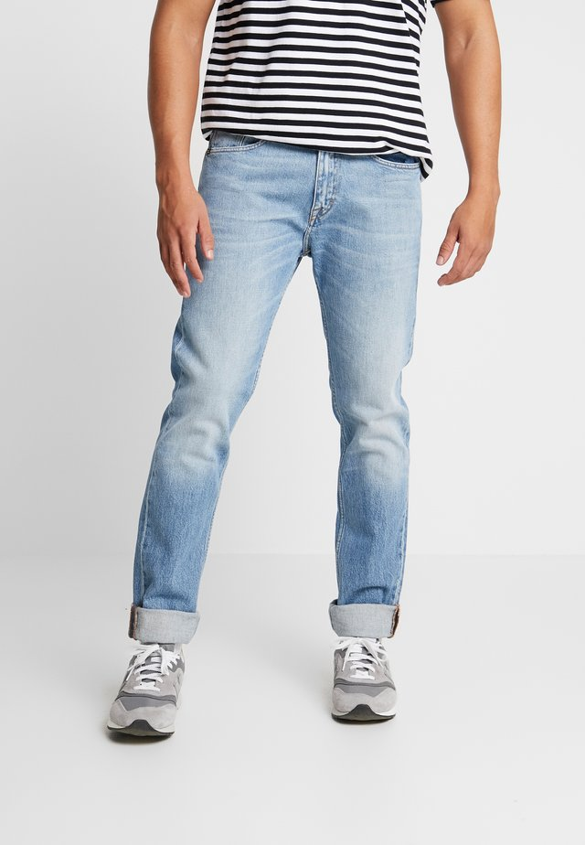 REX - Straight leg jeans - light blue