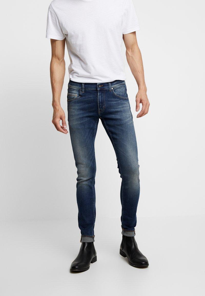 Tiger of Sweden Jeans - Jeans Skinny Fit - midnight blue
