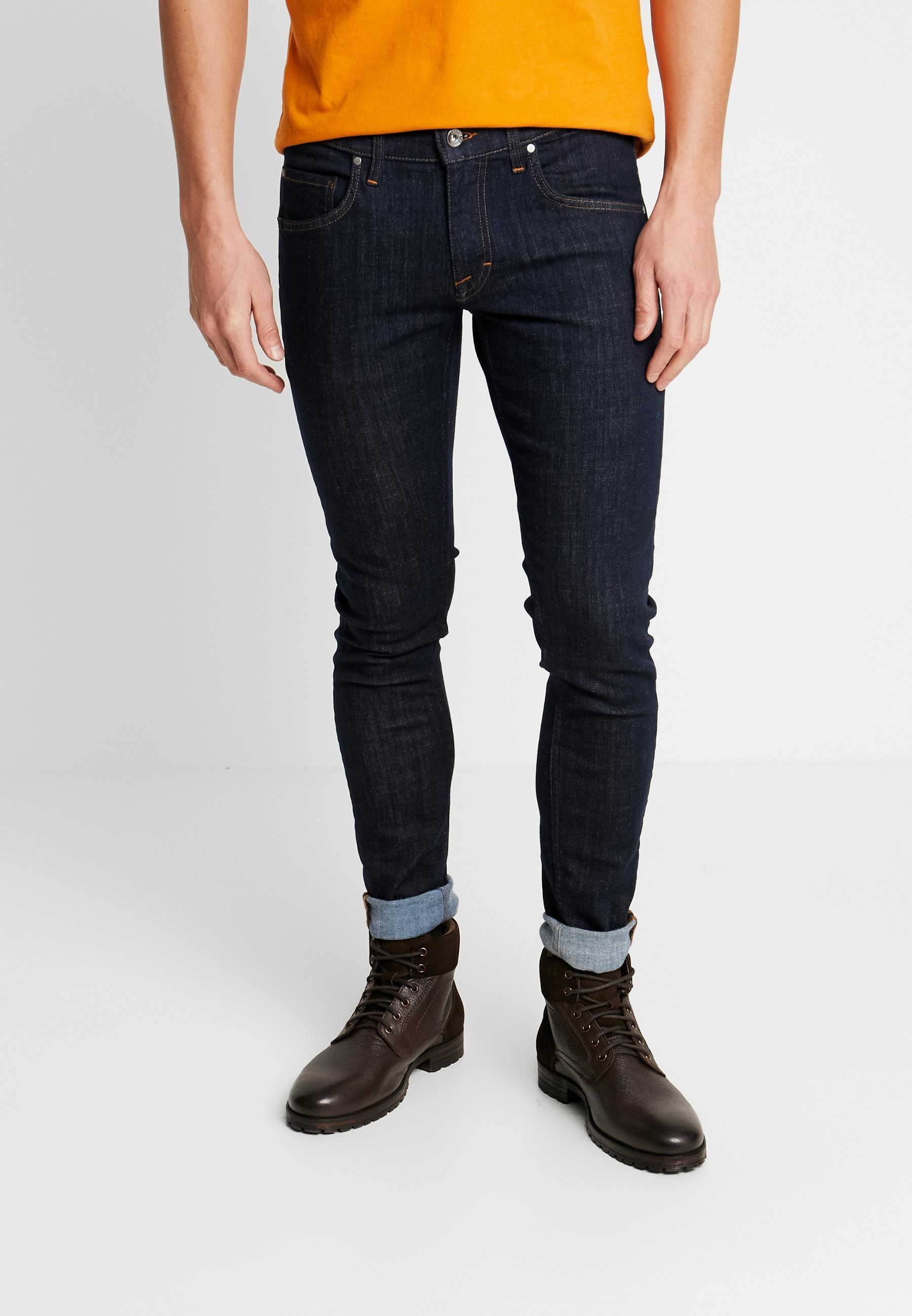 Tiger of Sweden Jeans Jeansy Skinny Fit - midnight blue