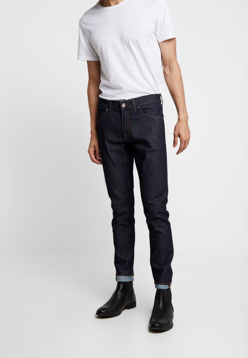 Tiger of Sweden Jeans - EVOLVE - Slim fit jeans - midnight blue