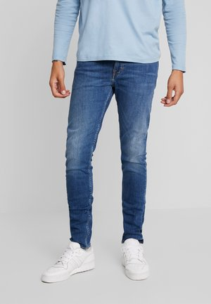 EVOLVE - Jeansy Slim Fit - medium blue
