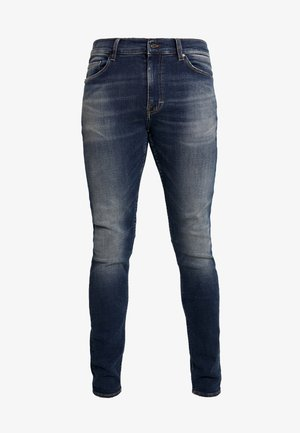 EVOLVE - Jeansy Slim Fit - midnight blue