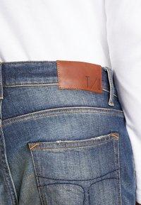 Tiger of Sweden Jeans - PISTOLERO - Jeans straight leg - royal blue - 4